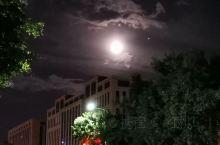 宁夏中秋之月