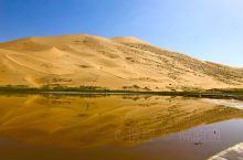 巴丹吉林沙漠自驾越野之旅
