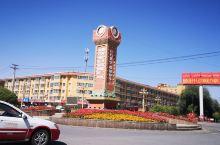 民丰县城标志性雕塑