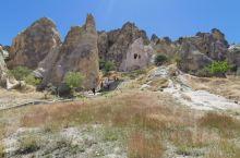 格莱美露天博物馆 土耳其的世界级文化遗产。格莱梅的意思就是找不到我,这里有很多装饰着精美壁画的岩窟教