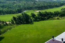龙口南山高尔夫球场。