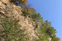 天桥沟国家级森林公园,层林尽染,秋色迷人
