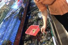 亚龙湾租个别墅,去农贸市场买了海鲜和菜,烧了一顿自己喜欢的海鲜大餐,再寄一些干货回去,赞哦