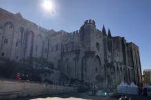 阿维尼翁的教皇宫