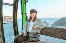 釜山行 松岛海滨浴场&松岛缆车  距离釜山市中心仅有3公里的松岛海水浴场是韩国国内最早(1913年)