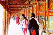 【甘南·拉卜楞寺】拉卜楞寺的美,人们的朴实真是令人印象深刻。这里的人民虔诚又朴素,甘南之行让人净化心