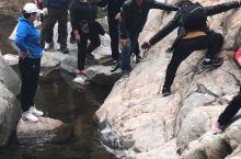 山西永济龙王庙 一个尚未开发的 自然景观!爬山攀岩赏瀑布!适合摄影爱好者采风创作! 永济·运城
