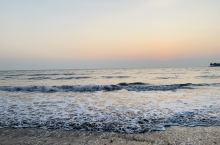 早早起来在越南第三大城市海防迎接海上日出