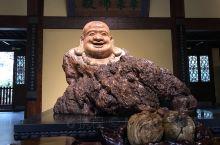 """开化根宫佛国博物馆,太震撼了!不收门票,里面无单独收费,但是各种根雕、盆景,完全不能用""""美""""来形容,"""