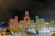 圣诞去哪过?来欧洲就对了。马德里也是欧洲的热门旅游城市之一。  详细地址:傍晚走在马德里市中心的格兰