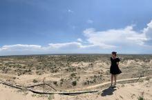图开沙漠 霍城·伊犁 去的时候太阳老高了,走的时候突然一阵大雨,这就是新疆的天气,变幻莫测的天气让人