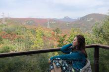云台山最美民宿—云山的院子 这是一家国家扶贫开发的民宿,原来是山顶的一个小村子,现在改建成一个农家乐