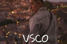VSCO调色|调出莫兰迪紫的黄昏,电影感滤镜 . 好久没和大家分享调色方法了 . 很多时候,傍晚遇不