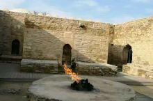 阿塞拜疆Ateshgah火神庙,1975年成为博物馆,1998年被联合国教科文组织提名为世界文化遗产