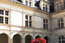 这里的鲜花才是主角~维朗德里花园城堡  这是一座美丽的城堡,卢瓦尔河谷最有名的花园城堡非维朗德里莫属