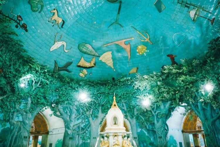 Maha Wizaya Pagoda2