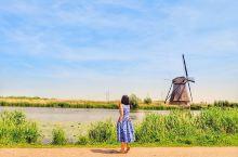 油画般的荷兰风车村,这辈子一定要去看一次风车  小孩堤防风车村   交通攻略: 我是从鹿特丹出发的,