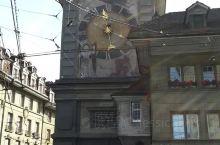 钟楼和熊都是伯尔尼的标志