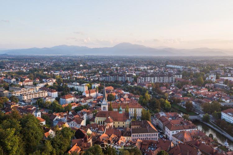 Ljubljana Castle2