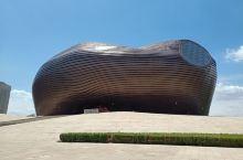 鄂尔多斯博物馆。