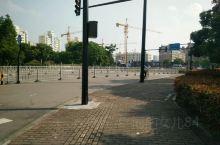 建设中的江南小城