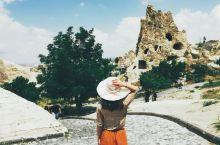 格雷梅露天博物馆  基督教初创的时候,在中东备受打击,而安纳托利亚高原就成了基督教徒传道和喘气的窗口