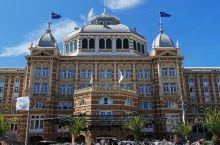 KURHAUS酒店,中国人称谓李鸿章大酒店,普京也曾下榻。