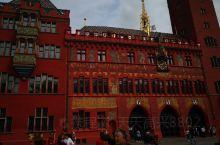 一个三国交界的城市巴塞尔(二)——市政厅