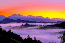 今天早上斯洛文尼亚,无名高地拍摄。