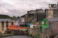 爱尔兰,田园风光,乡村小镇