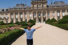 Palacio Real La Granja de San Ildefonso位于Segovia