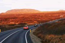 冰岛国家公园秋景