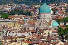 佛罗伦萨是著名的古城和艺术天堂,是我向往已久的世界艺术之都,这个历史悠久的城市,可以称为欧洲文化中心