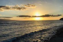拉海纳的夕阳,茂宜岛的美
