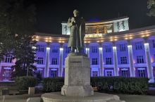乌兰巴托的夜