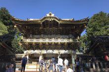 日光东照宫,是在日本历史上占有重要地位的日本江户幕府初代将军德川家康的灵庙,是在日本历史上占有重要地