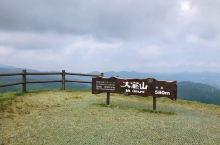 """🌋大室山—伊豆高原上有名的大型火山, 大室山 很多人称他为""""抹茶布丁"""",因为整个山形很特别,望上去很"""