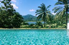 窗外既风景 - 普吉岛 清晨落地普吉,第一件事就是去睡觉,醒来出门一看,像梦醒了一样景色太美。这次住