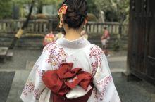 京都适合穿和服的地方