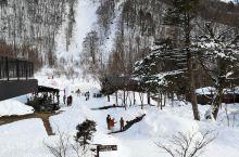第二次从高山→新穗高 比起去年这个时候,这次算是赶上好天气 蓝天,白云,皑皑白雪 还有美丽的日本北阿