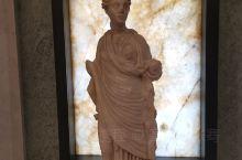 盖蒂博别墅博物馆展品,古希腊出水维纳斯。