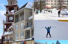 聖誕節來翠湖山庄Mont Tremblant滑雪 位於加拿大魁北克省,在蒙特利尔北面約一小時的車程,