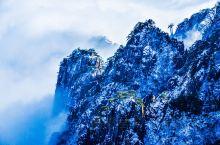 冬游黄山,体验天下无山的意境