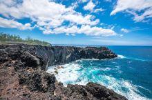 危险角(Cap Méchant ) 推荐指数: 优点:火山岩形成的独特地貌,难得一见 缺点:无 Go