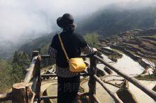 """【记录生活美一刻】阿者科的天空之镜      """"阿者科""""意喻""""最旺盛吉祥的小村庄""""。是个人口只有39"""