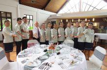 Le Jardin des Delices在雅高集团联合创始人创办的非盈利酒店管理和厨师学校Ecol