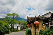 最美乡村——泰顺畲族村落竹里