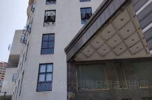 非常老旧的商务楼