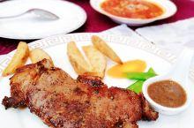 在哈尔滨吃过几家俄式西餐,感觉口味不是很吃得惯,但是92℃俄式厨房的菜品大部分还是适合东北人的口味的