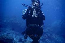 体验第一次潜水,有点小激动、小紧张,但真的很开心,真的很美......